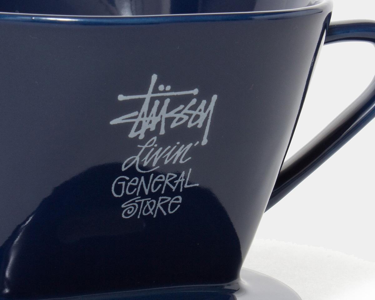 STUSSY Livin' General Store | GS Coffee Dripper NV  GSコーヒードリッパー