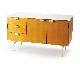 METROCS   Pierre Paulin F061 Sideboard Oak [2color]  ピエール・ポラン F061サイドボード オーク