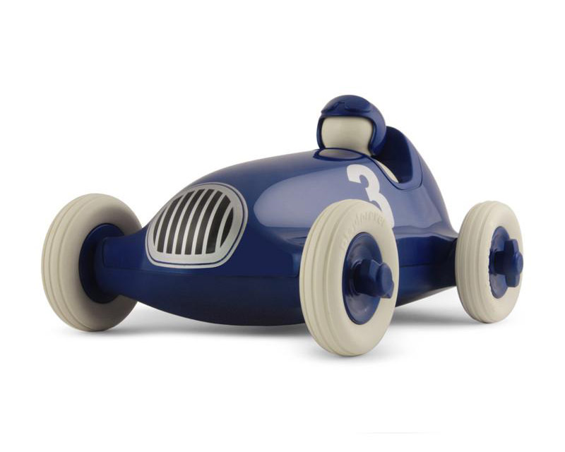 Playforever | CLASSIC Bruno Racing Car Metallic Blue クラシックブルーノ レーシングカー メタリックブルー