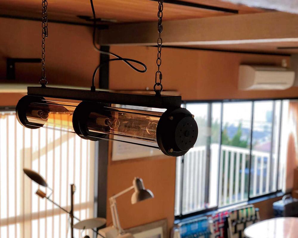 HERMOSA | CYLINDER LAMP シリンダーランプ