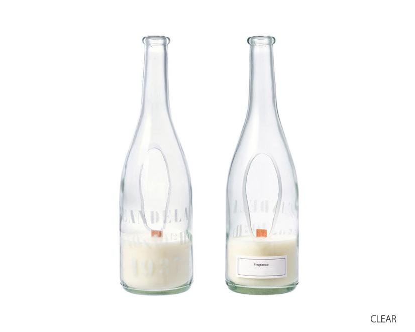 PUEBCO | Wine Bottle Candle ワインボトルキャンドル