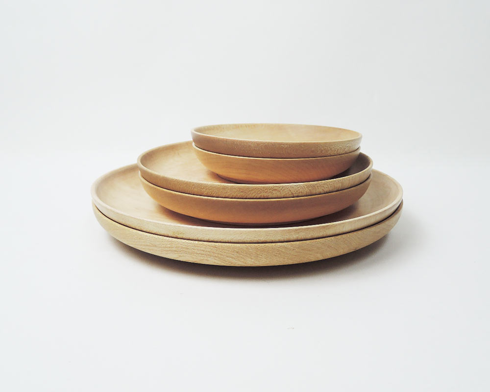 Landscape products | Things for Bread Wooden Plate ウッデンプレート