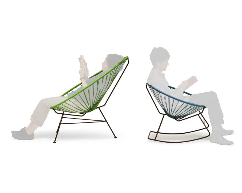 METROCS   Acapulco Chair [5color] アカプルコチェア
