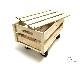 COW BOOKS | Wood Box Small Stacking ウッドボックス スモール スタッキング
