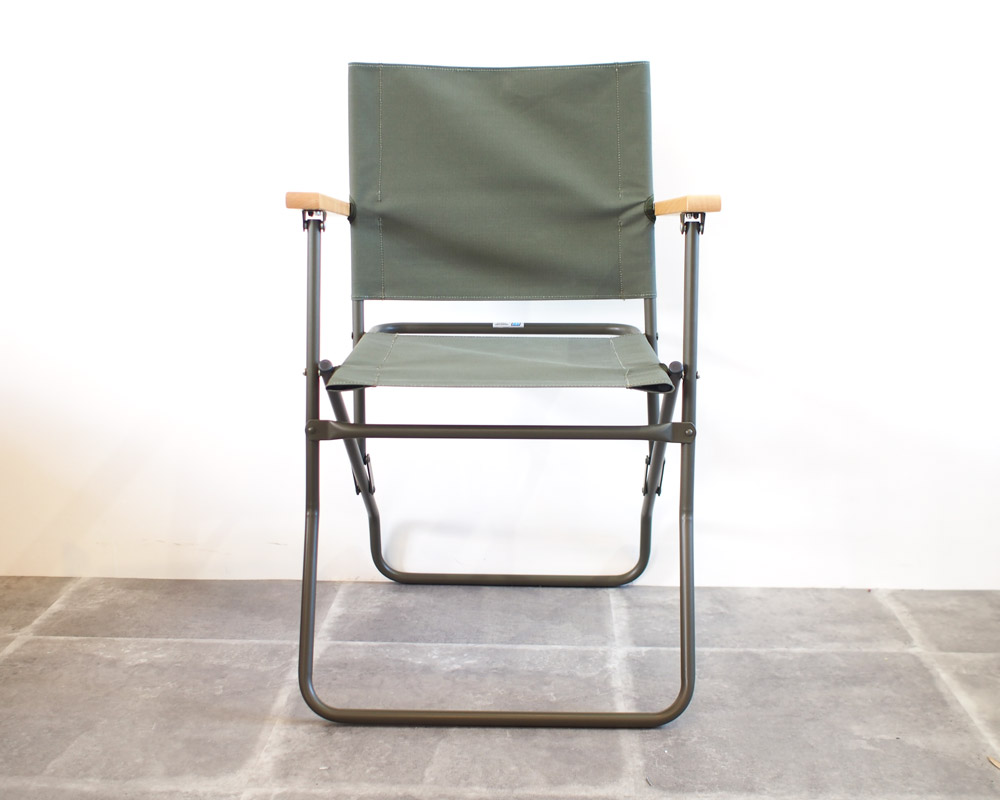 Tools of Coventry | British Military Folding Chair Olive Limited ブリティッシュミリタリーフォールディングチェア