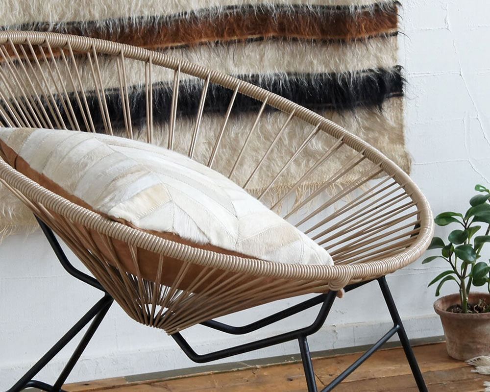 METROCS | Acapulco Rocking Chair Limited Sand Khaki アカプルコ ロッキングチェア 限定サンドカーキ