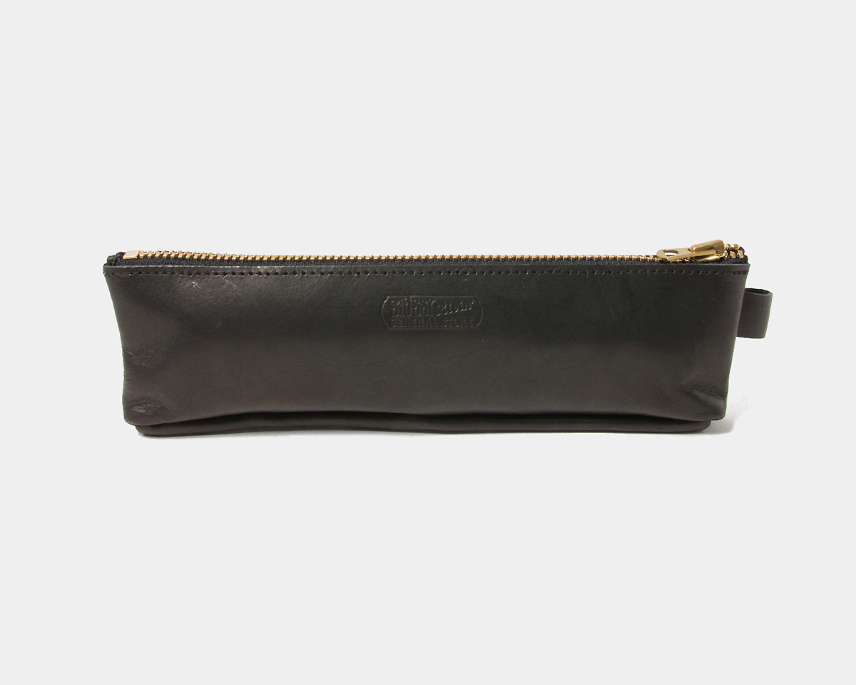 STUSSY Livin' General Store | GS Heavy Leather Pencase GSヘヴィ レザーペンケース