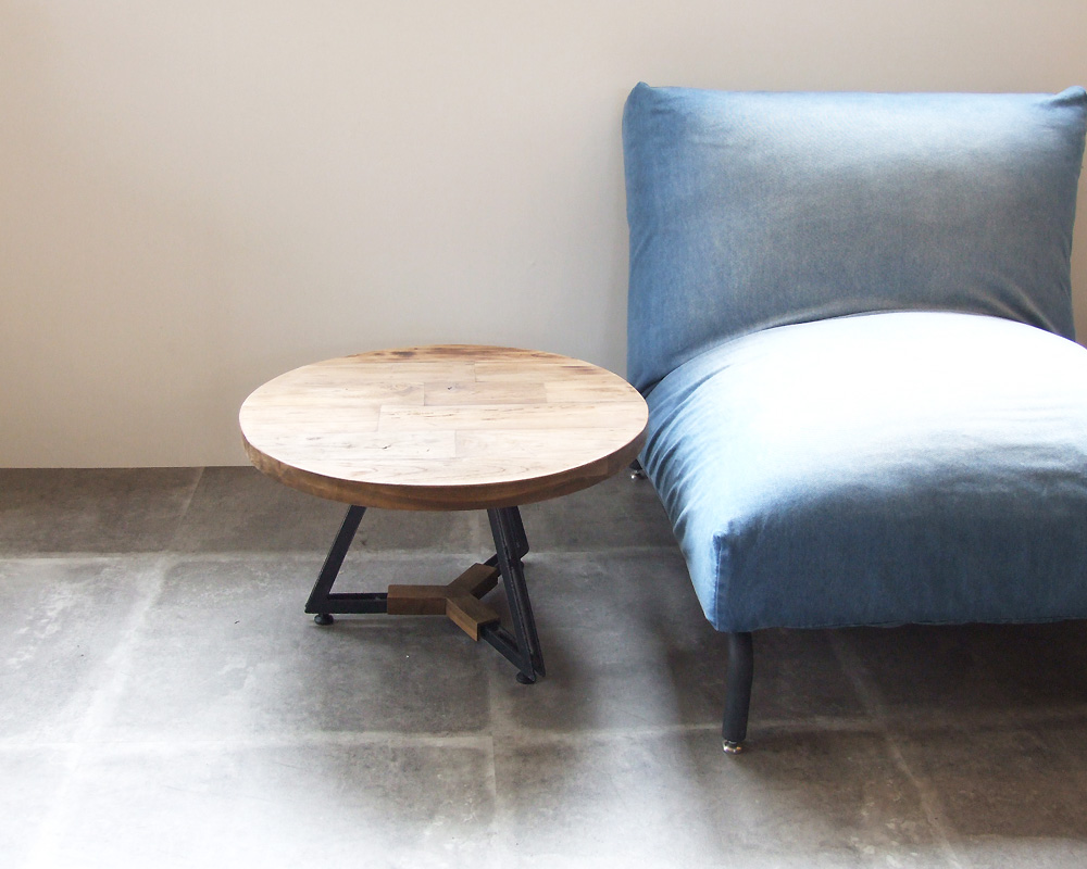 journal standard Furniture   FENDY ROUND COFFEE TABLE フェンディラウンドコーヒーテーブル