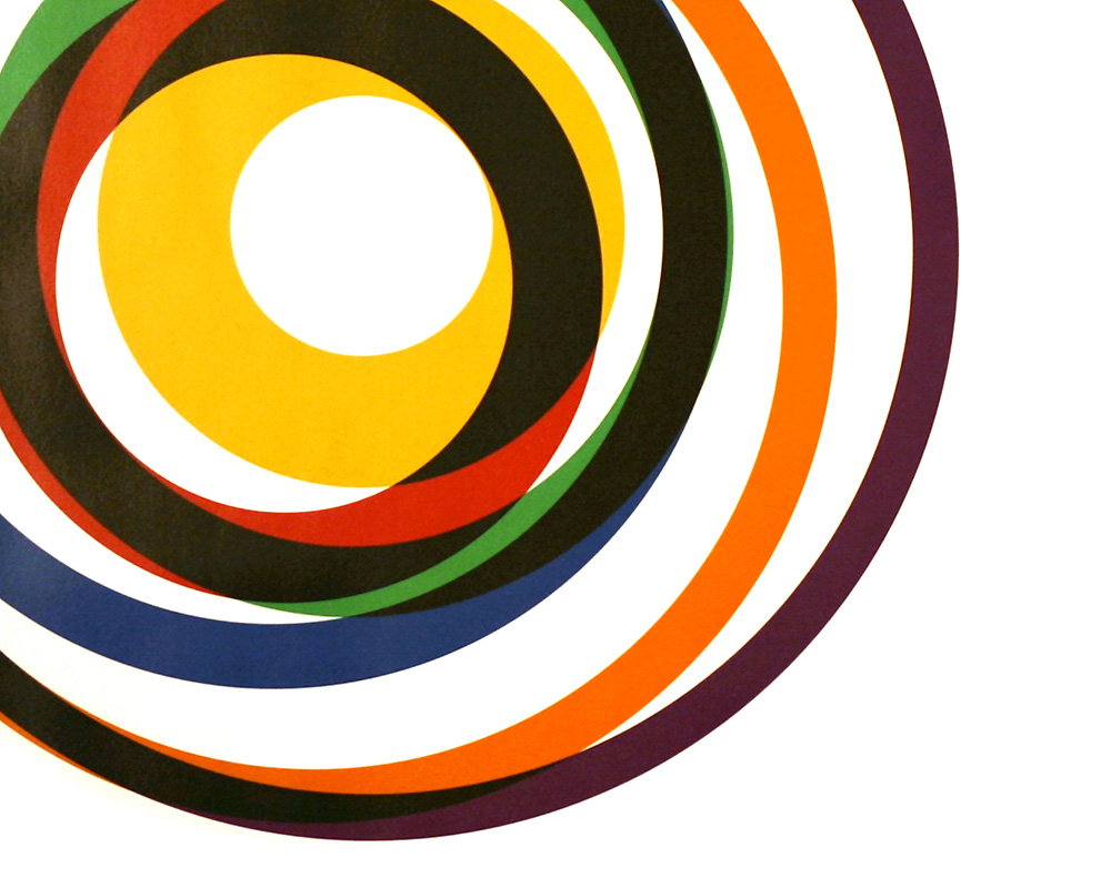 METROCS | Max Bill Poster variation1 マックス・ビル ポスター バリエーション12