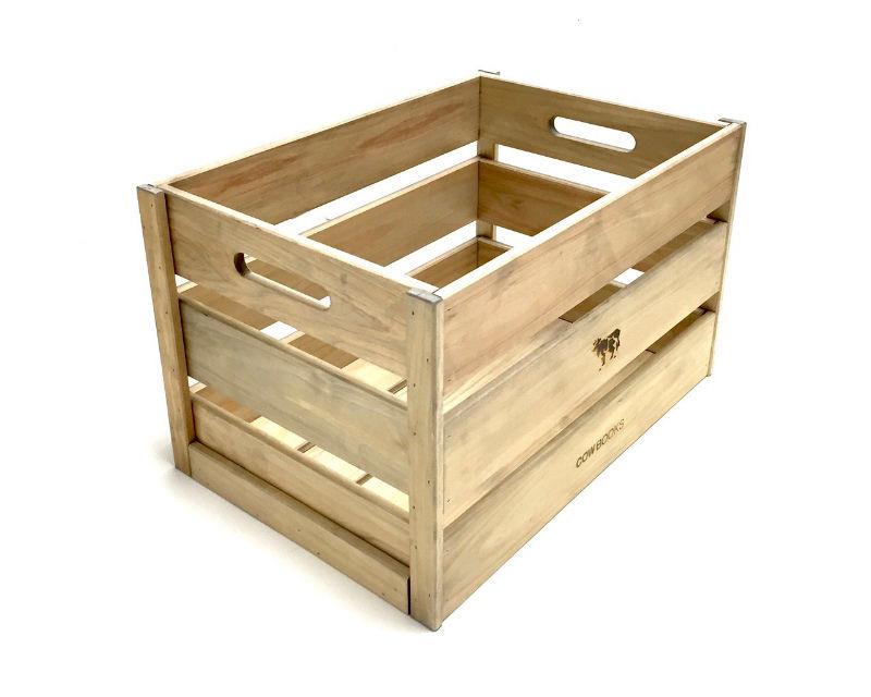 COW BOOKS | Wood Box Big Stacking ウッドボックス ビッグ スタッキング