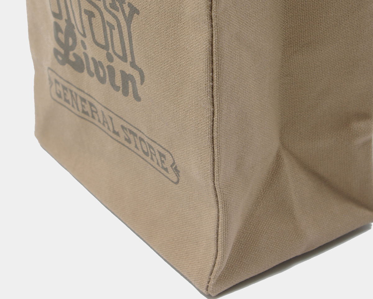 STUSSY Livin' General Store | Medium Brown Bag ミディアムブラウンバッグ