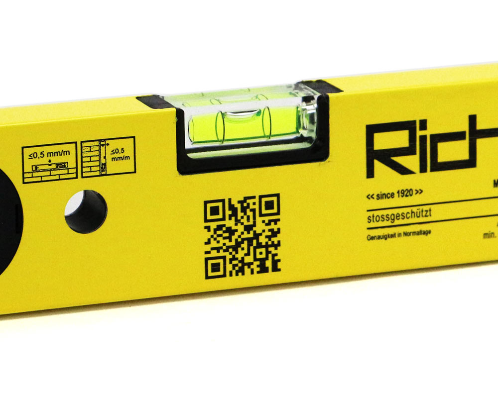 Richter   No.1080 Sprit Levels スプリット レベル / 水平器