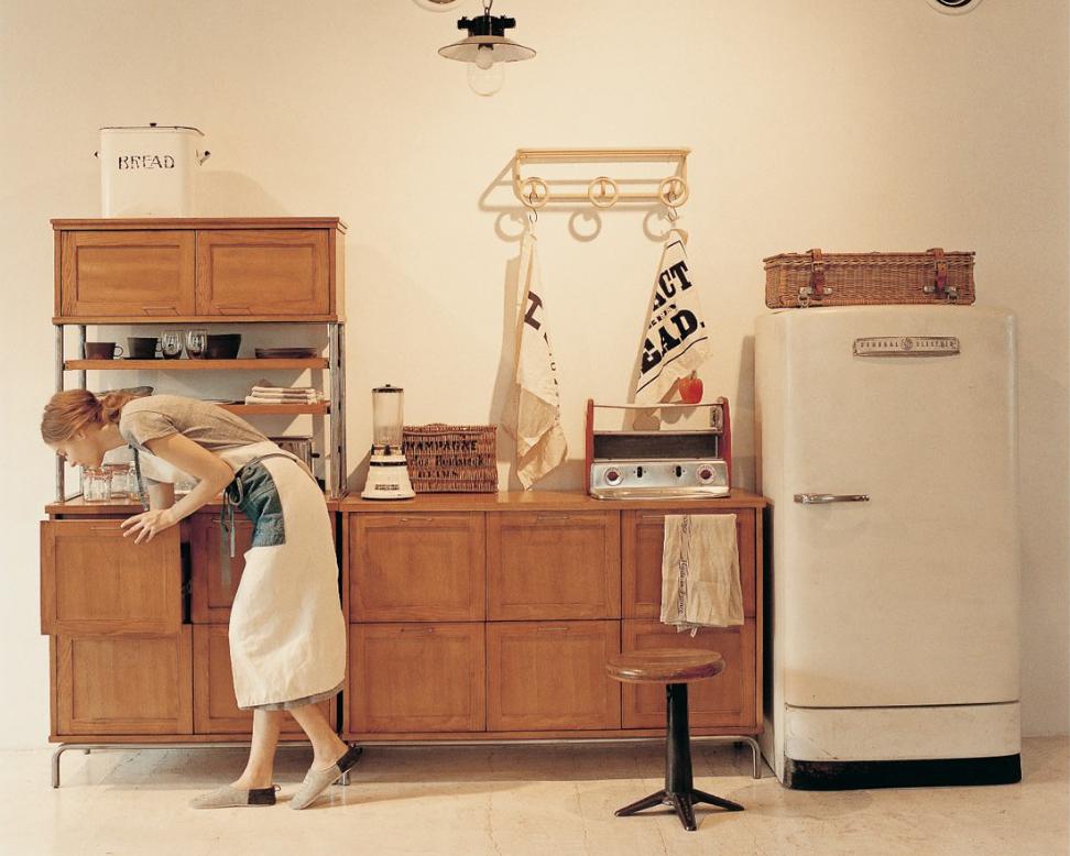 journal standard Furniture | BRISTOL KITCHEN COUNTER ブリストルキッチンカウンター