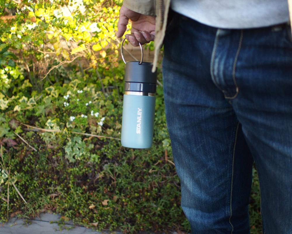 STANLEY | GO Bottle with Ceramivac 0.47L ゴーシリーズ セラミバック真空ボトル 0.47L