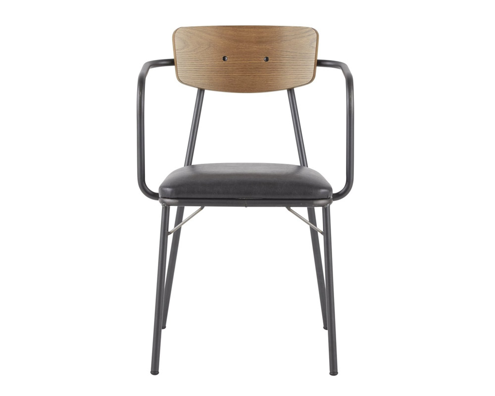 journal standard Furniture | HENRY ARM CHAIR PVC ヘンリーアームチェアPVC