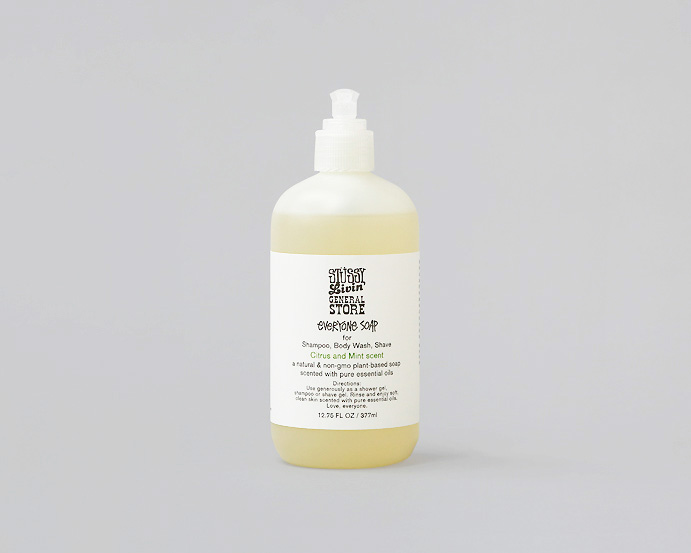 STUSSY Livin' General Store | GS Everyone Soap made by EO  GSエブリワンソープ