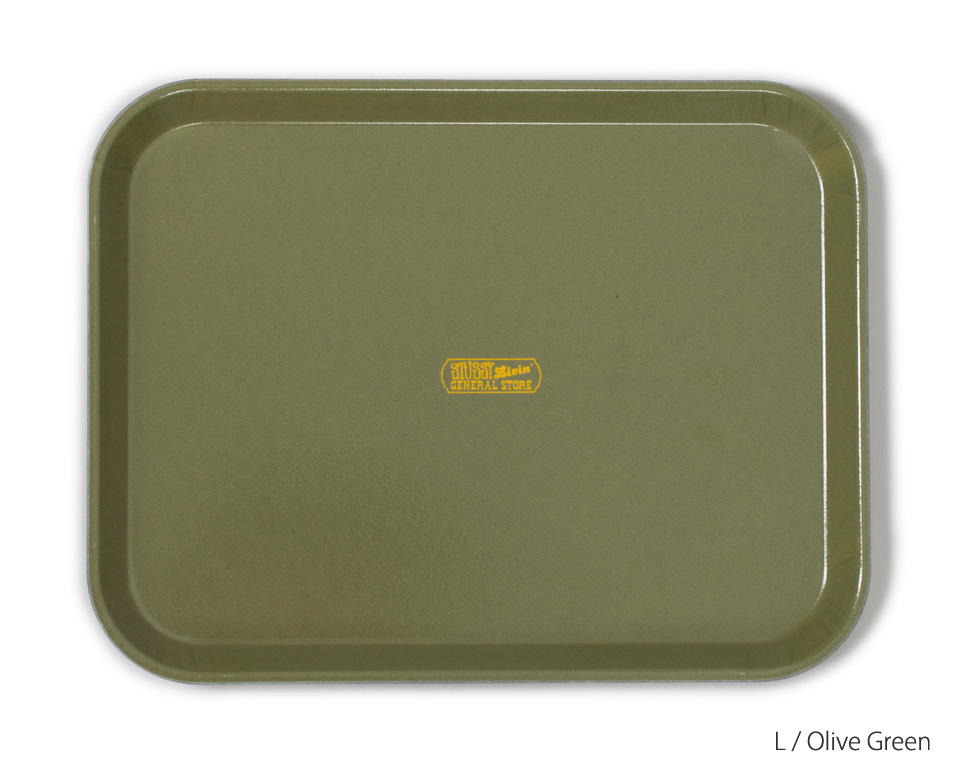 STUSSY Livin' General Store | GS Fiberglass Tray by CAMBRO [2size] GSファイバーグラストレイ キャンブロ