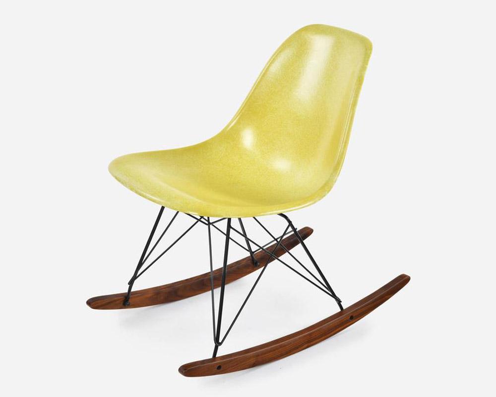 MODERNICA   Fiberglass Side Shell Chair MEYER LEMON [20base] ファイバーグラスサイドシェルチェア マイヤーレモン