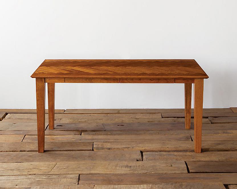 ACME Furniture | WARNER DINING TABLE / herringbone ワーナーダイニング テーブル