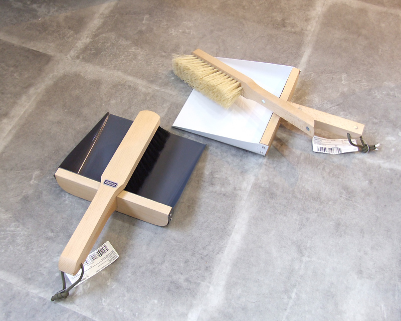 PUEBCO   Broom&Dustpan Set  ブラシダストパン セット