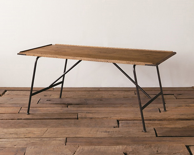 ACME Furniture | BRIGHTON DINING TABLE [2size]  ブライトンダイニングテーブル