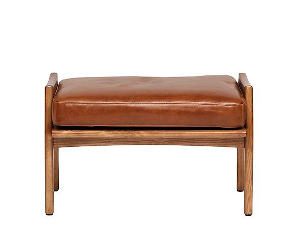 ACME Furniture   DELMAR OTTOMAN デルマーオットマン