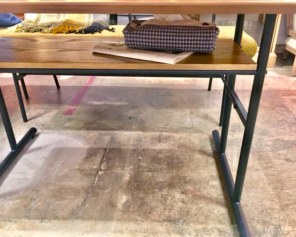 journal standard Furniture | PAXTON LD TABLE パクストン エルディテーブル