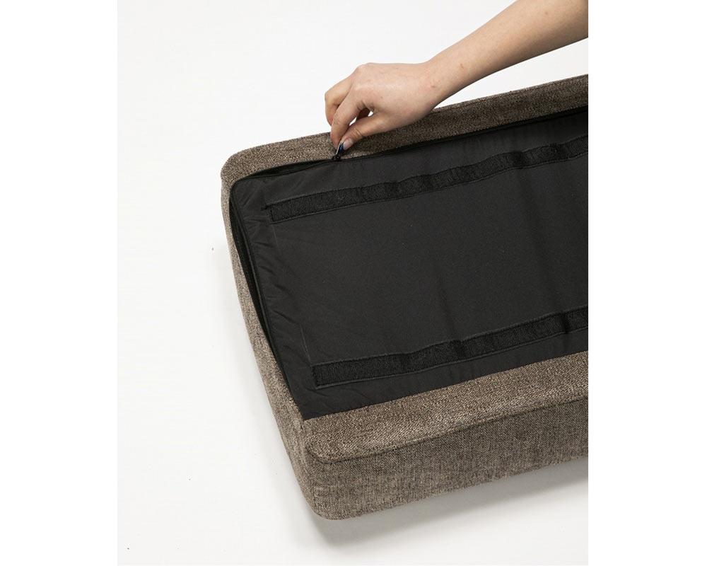 journal standard Furniture | ALVESTA LD FLAT BENCH アルベスタ エルディ フラットベンチ