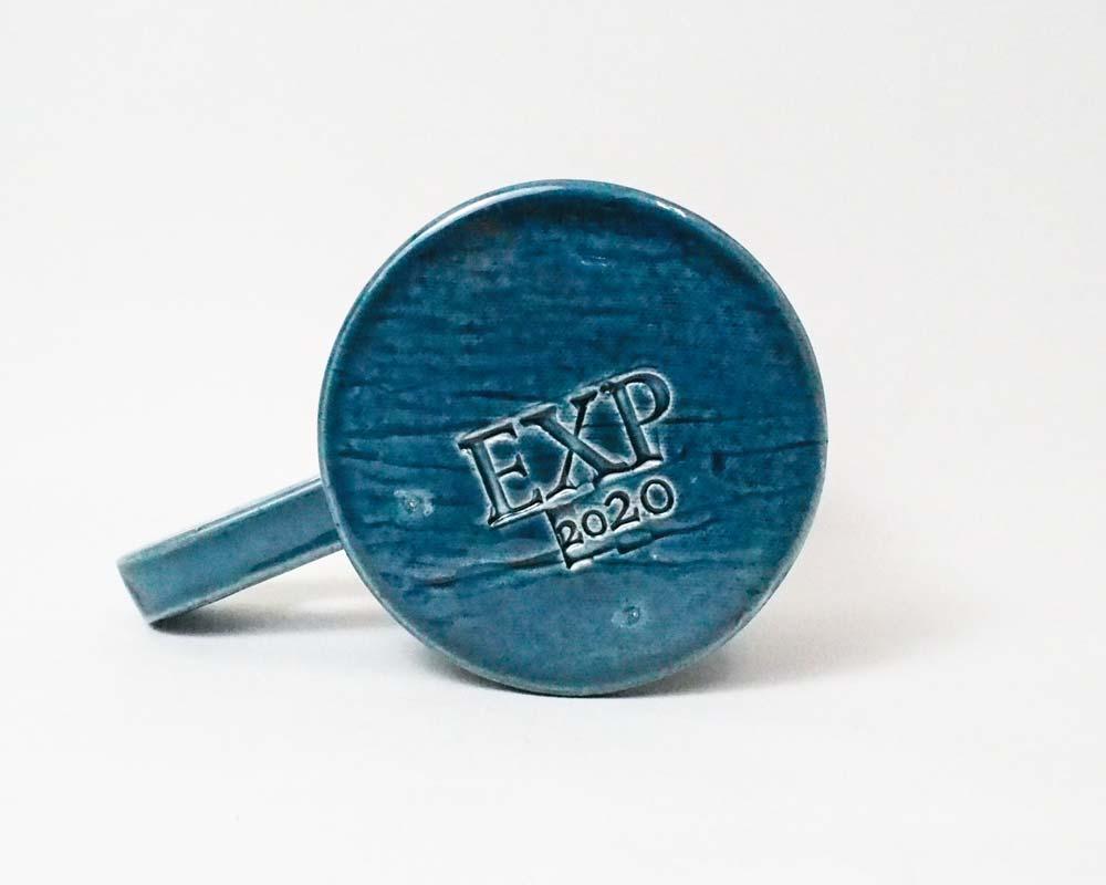 ECHO PARK POTTERY   Mug Cup (A2) エコパークポタリー マグ