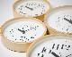 Lemnos   Riki Clock RC [2size] リキクロック 電波時計/細文字