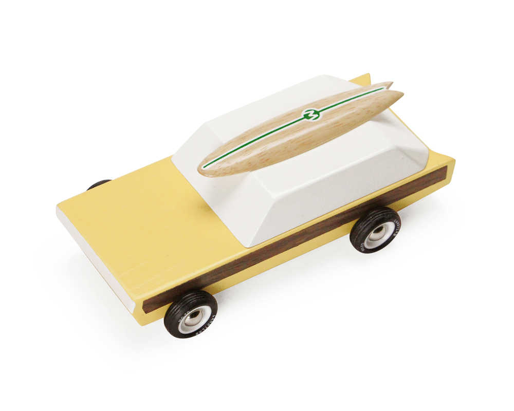 Candylab Toys Brooklyn | Woodie & Camper Wooden Toy Set ウッディ&キャンパーセット