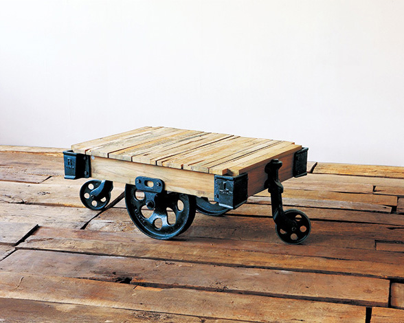 ACME Furniture | GUILD Dolly Table [2size] ギルドドーリーテーブル