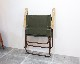 Tools of Coventry | British Military Folding Chair M.O.D Olive ブリティッシュミリタリーフォールディングチェア