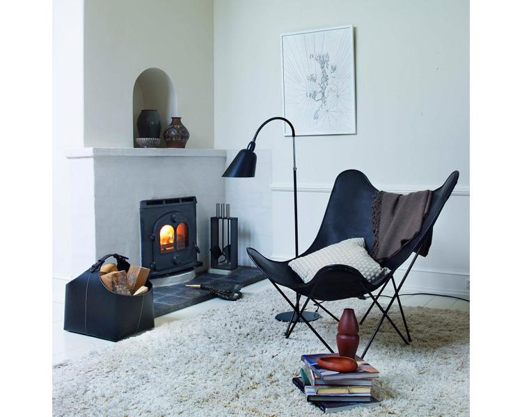 Cuero | BKF Butterfly Chair Black ビーケーエフ バタフライチェア ブラック