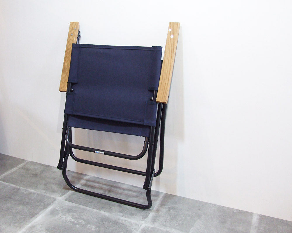 Tools of Coventry | British Military Folding Chair Royal Navy ブリティッシュミリタリーフォールディングチェア
