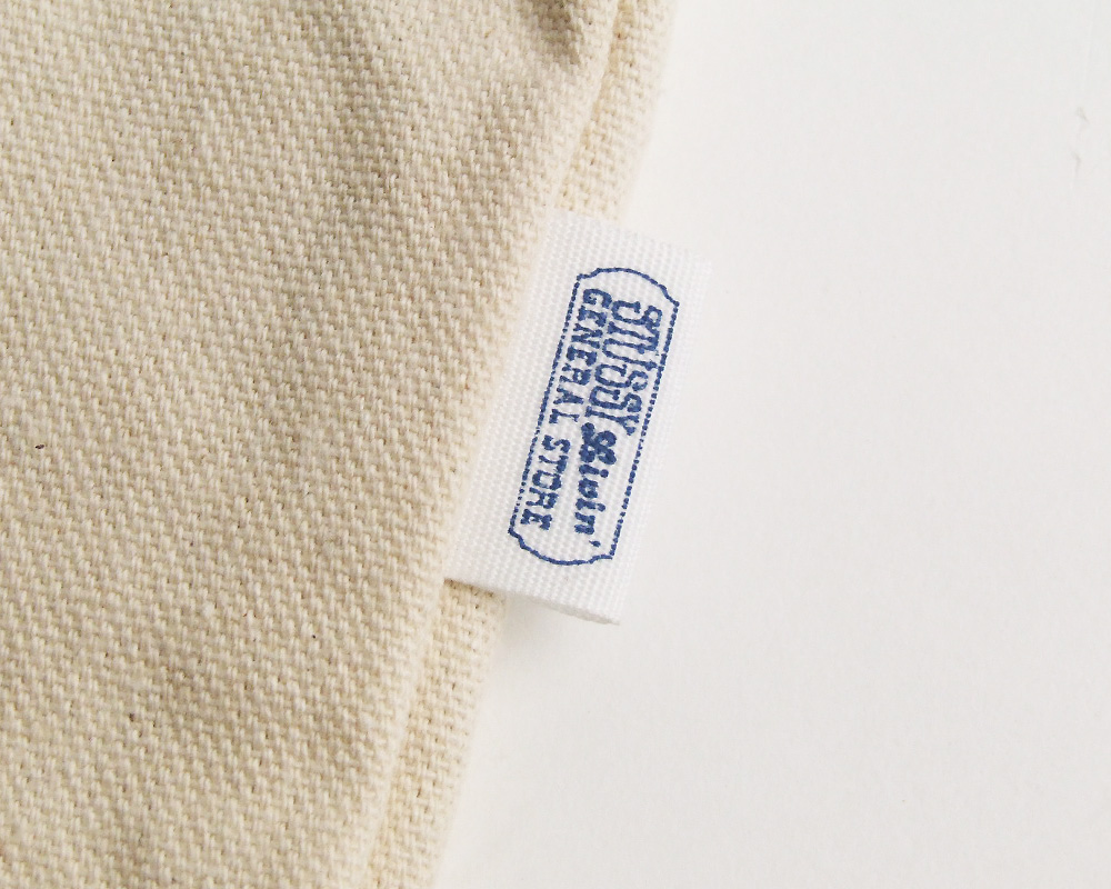 STUSSY Livin' General Store | GS Canvas Art Tote Vol.2  GSキャンバスアートトート