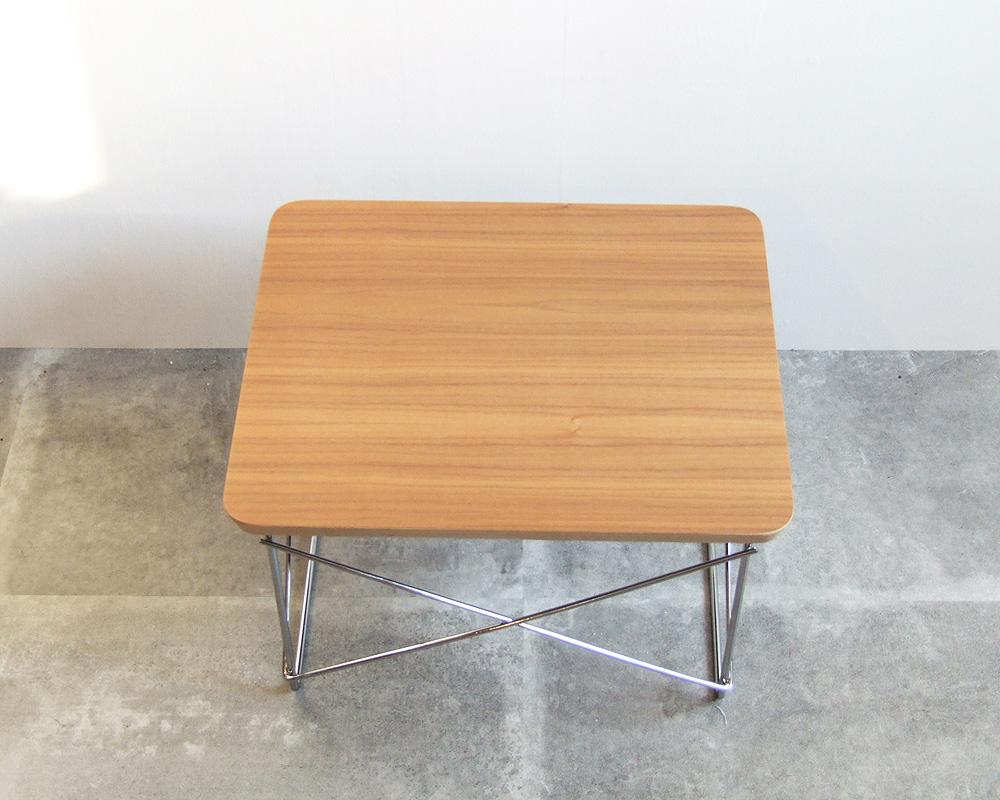 Herman Miller | Eames LTRT Walnut イームズワイヤーベーステーブル ウォールナット