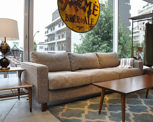 ACME Furniture   JETTY FEATHER SOFA [3size] ジェティフェザーソファ
