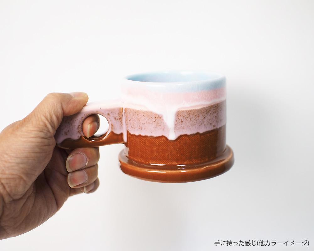 ECHO PARK POTTERY | Mug Cup (Q2) エコパークポタリー マグ