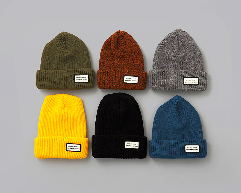 STUSSY Livin' General Store | GS New Watch Cap  GSワッチキャップ