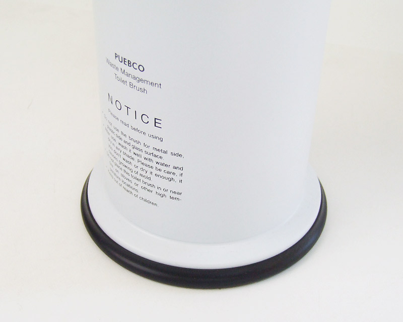 PUEBCO | TOILET BRUSH White トイレブラシ ホワイト