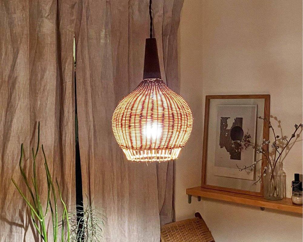 ACME Furniture | WICKER LAMP 2nd ウィッカーランプ