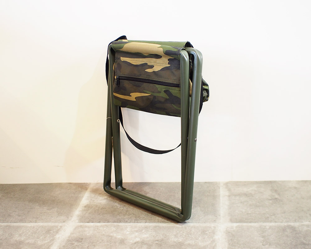 ROTHCO | Deluxe Stool With Pouch デラックススツール 収納付き