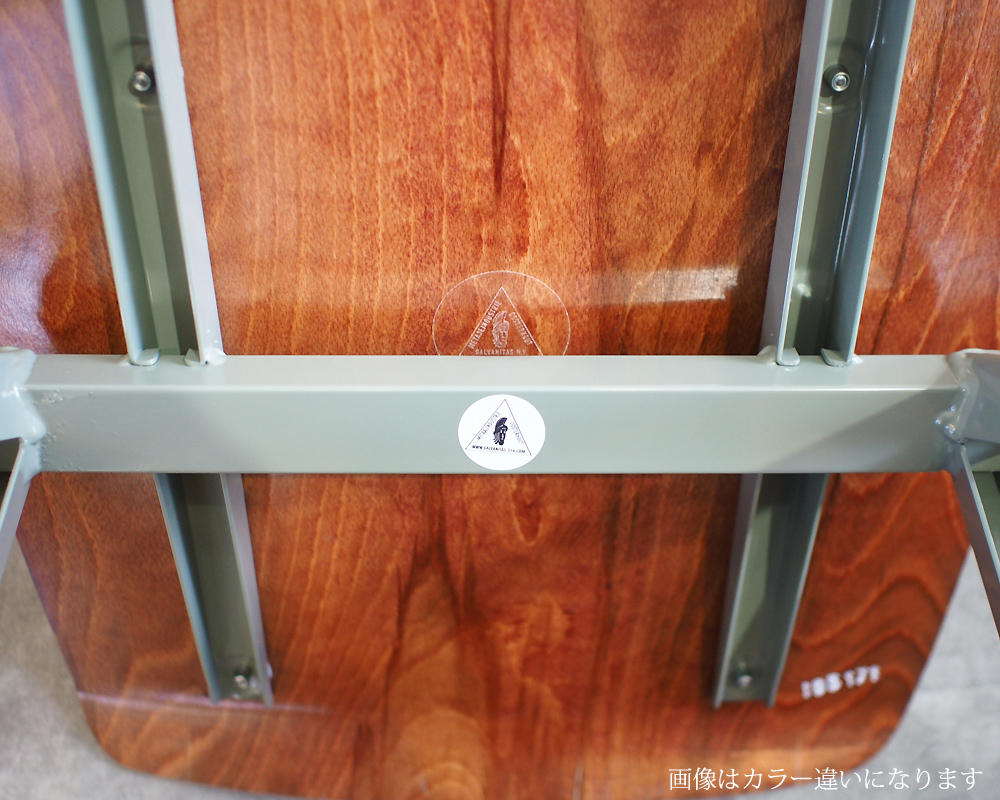 GALVANITAS | S.16 Chair Brown ガルファニタスS16チェア ブラウン/パールゴールド