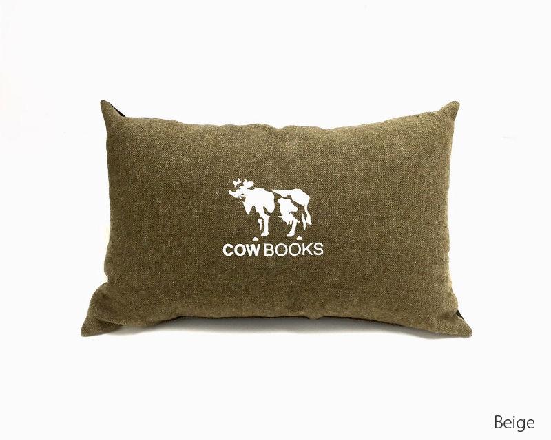 COW BOOKS | Reading Cushion Large リーディングクッションラージ