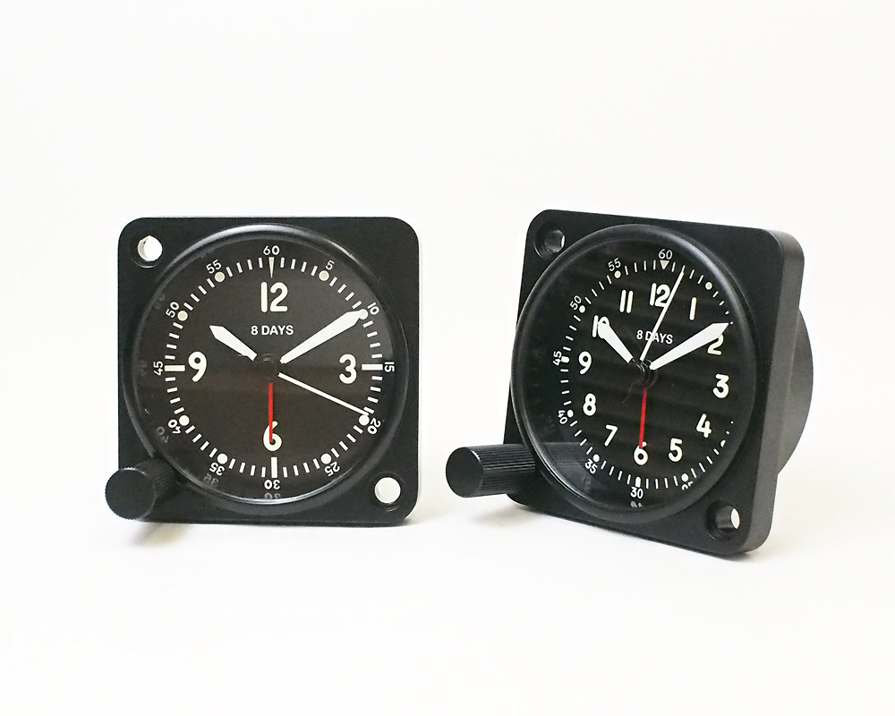 INTERZERO | COCKPIT ALARM CLOCK Limited Model コックピットアラームクロック
