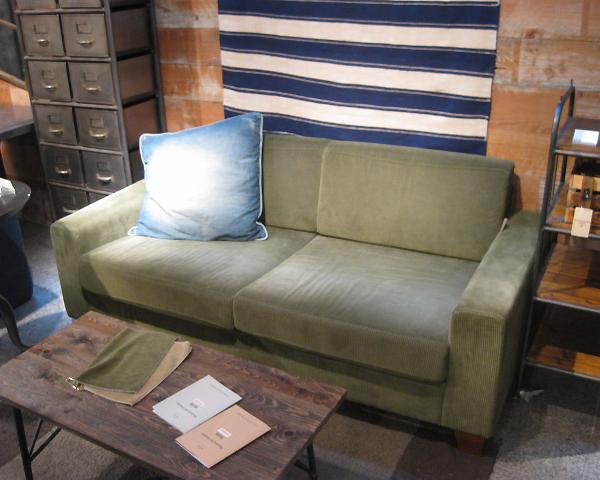journal standard Furniture   LYON SOFA 2P リヨンソファ 2シーター