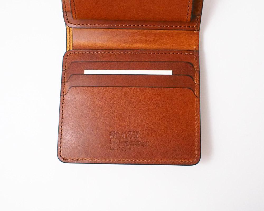 SLOW | herbie mini wallet [3color] ハービーミニウォレット/ 財布