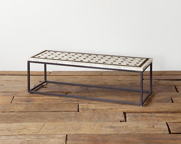 ACME Furniture | BODIE Coffee Table / Pinwheel  ボディ コーヒーテーブル