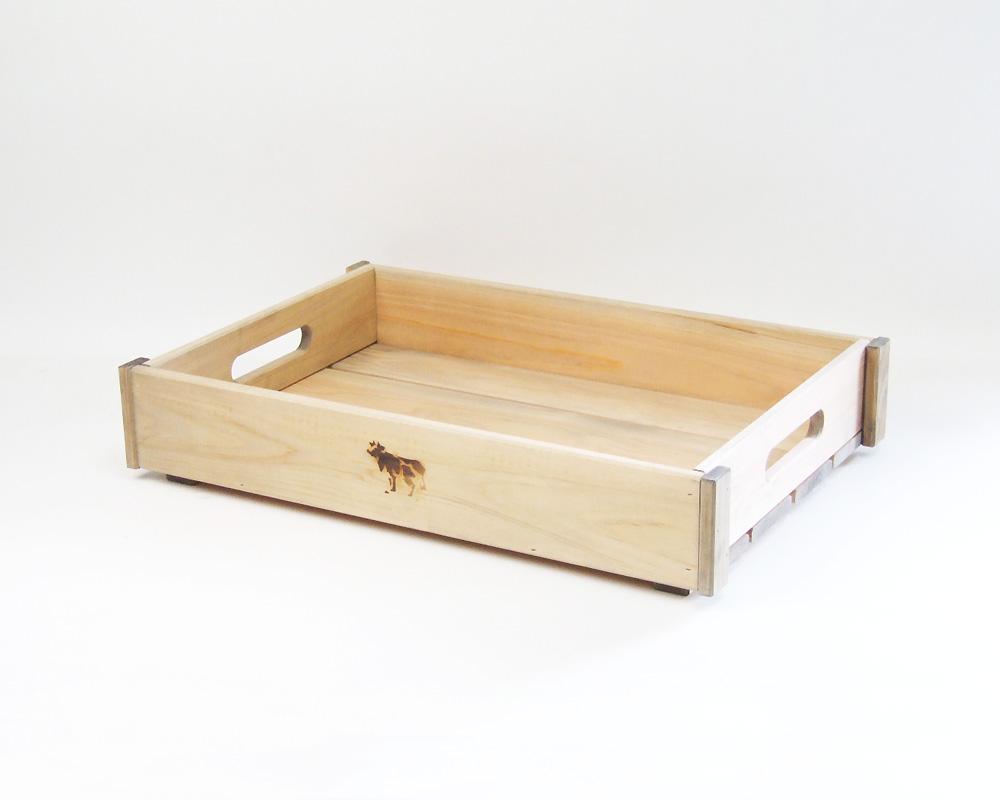COW BOOKS | Wood Box X-Small ウッドボックス Xスモール